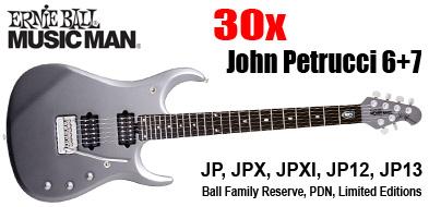Music Man 30x John Petrucci Signature 300
