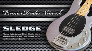 Music Man PDN Sledge Limited Edition